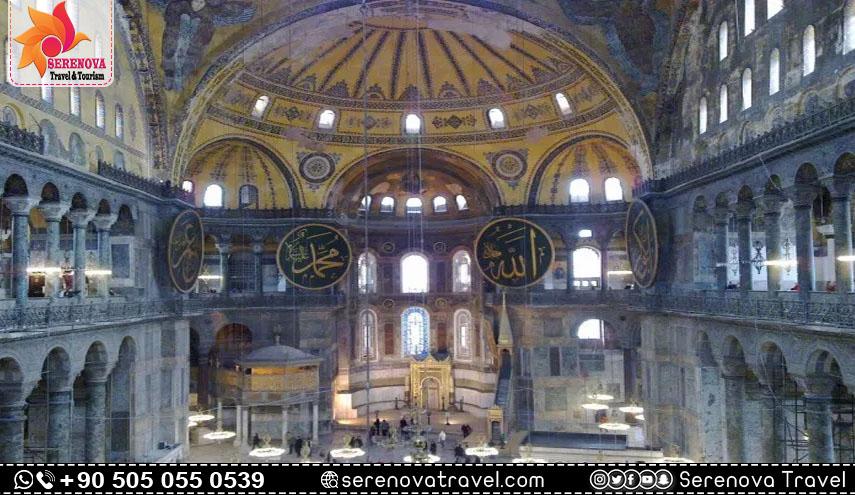 متحف اياصوفيا في اسطنبول - Ayasofya Müzesi