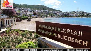 السياحة-في-بودروم-شاطئ-كومبحجا-