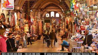 السياحة في اسطنبول البازار الكبير