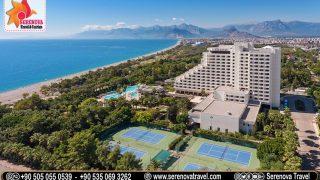 الفنادق-في-أنطاليا-فندق-أوزجايماك-فاليز-