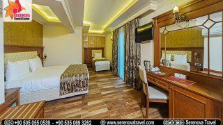 الفنادق في اسطنبول فندق لوسوس بالاس شيشلي