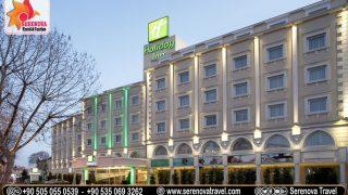 الفنادق في اسطنبول هوليداي إن إسطنبول سيتي