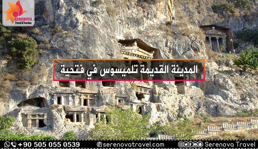 المدينة القديمة تلميسوس
