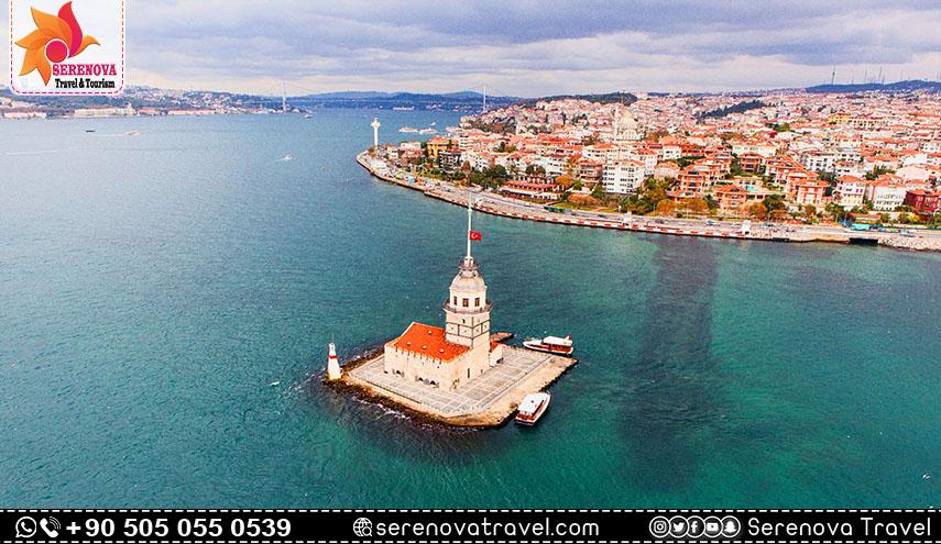 برج-الفتاة-في-اسطنبول