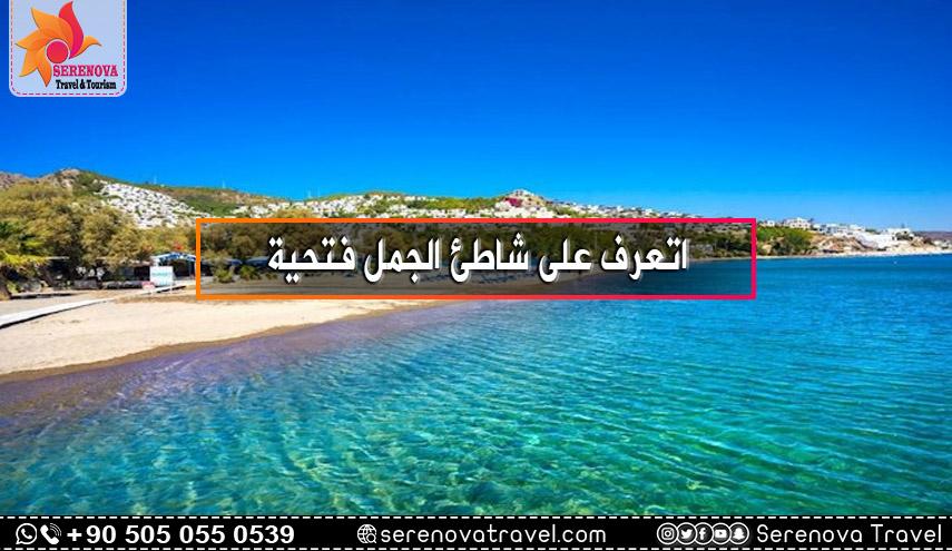 شاطئ الجمل فتحية