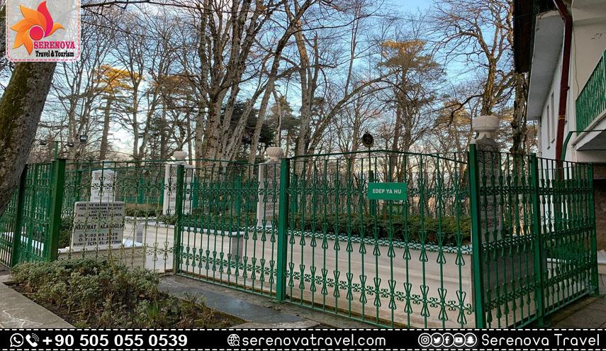 مقبرة حيرادين توقادي